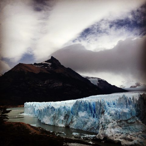 Winner of the Art Residency as part of the Institut Français program Hors les murs at the Perito Moreno glacier  Patagonia • Argentina | 2015