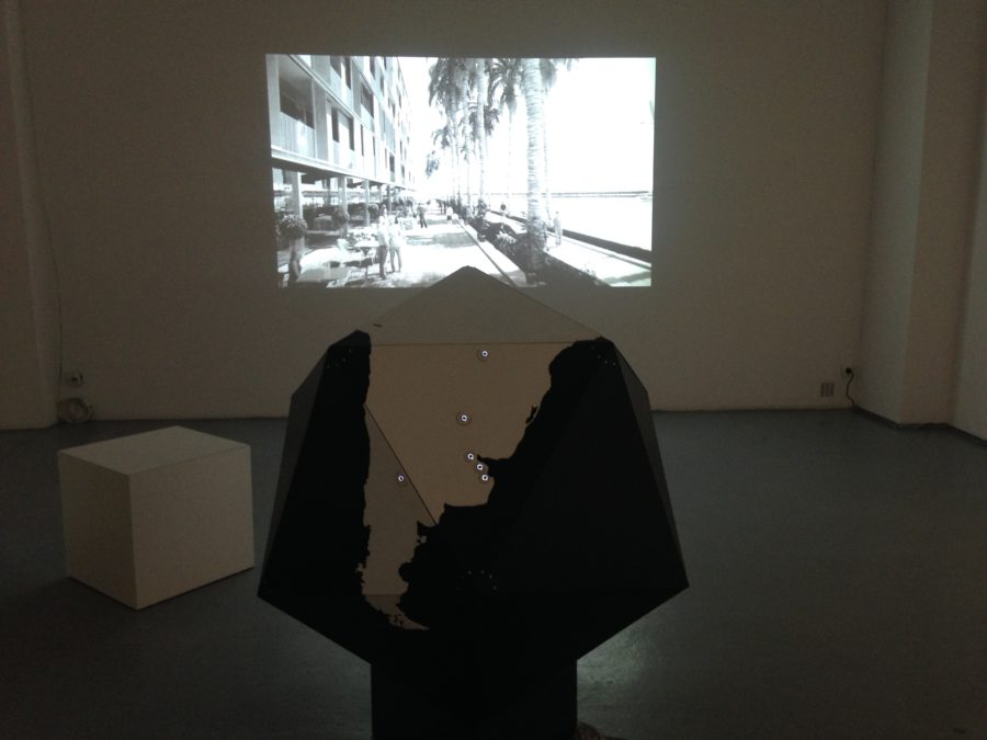 Exhibition Territory in movement