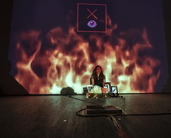 DOMINE by Minh Boutin / Mathilde Kappler / Léontine Pigot  @photo: Rémy Deluze