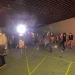 DANCE DANCE RÉVOLUTION d'octobre by Léo Laffargue / Naïs Hoang / Marin Scart  @photo: Rémy Deluze