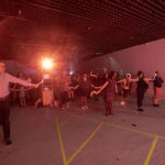 DANCE DANCE RÉVOLUTION d'octobre par Léo Laffargue, Naïs Hoang et Marin Scart  @photo : Rémy Deluze